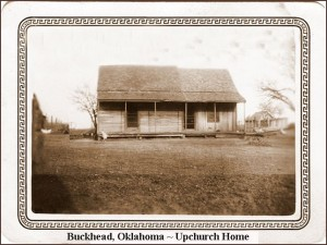 Buckhead - Upchurch home